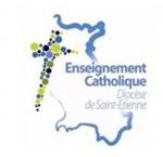 logo enseignement catholique saint-etienne